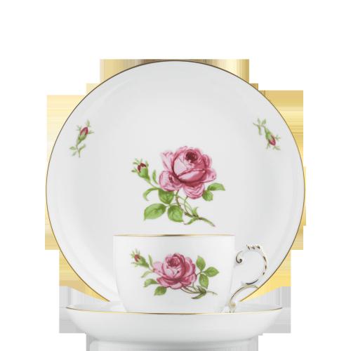 "Old Fürstenberg in ""Rose"""