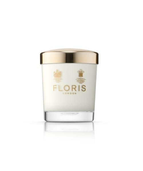 Floris Cinnamon & Tangerine Scented Candle
