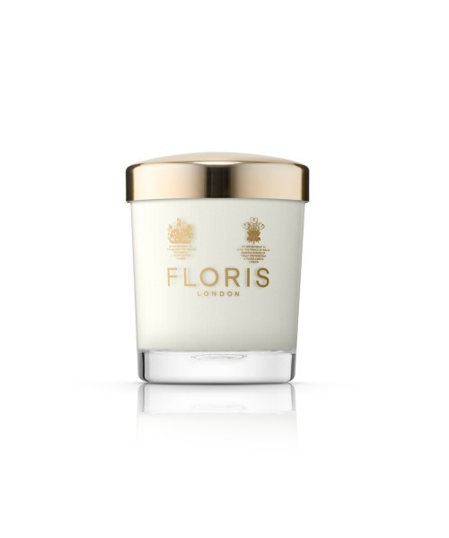 Floris Grapefruit & Rosemary Scented Candle