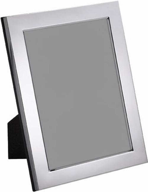 Modern Plain Silverplate Frame