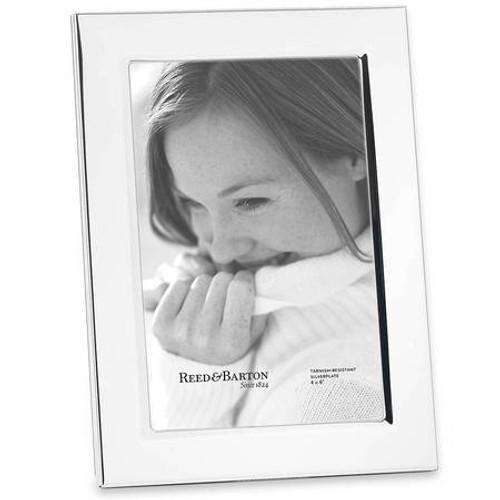 "Classic Silverplate Frame 4""x6"""