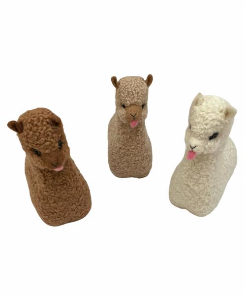 Baby Alpaca Stuffed Alpaca Doll Collection