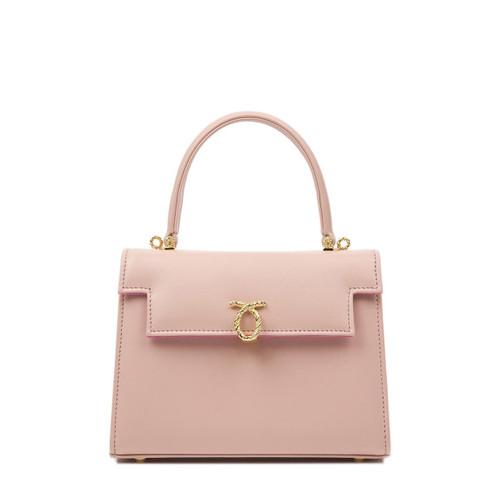 Judi Handbag, Powder Pink/Pink