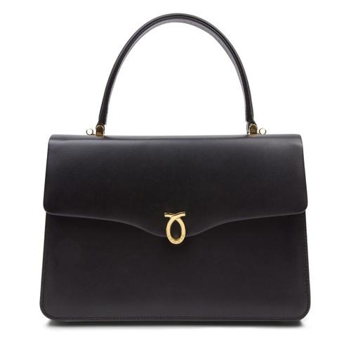 Amelia Handbag, Black/Black