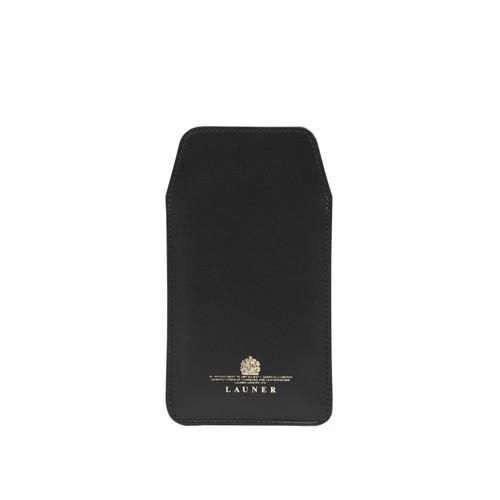 Phone Case Envelope, Black/Black