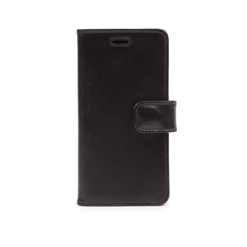 Launer Flip Phone Case, Black/Black
