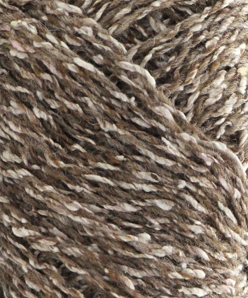 Lambswool and Mulberry Silk Yarn (#008)