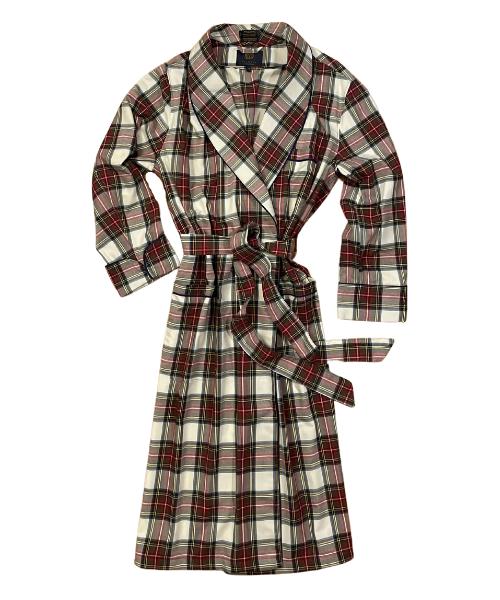 Viyella Dress Stewart Robe