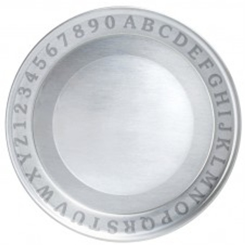 A-B-C Child's Plate