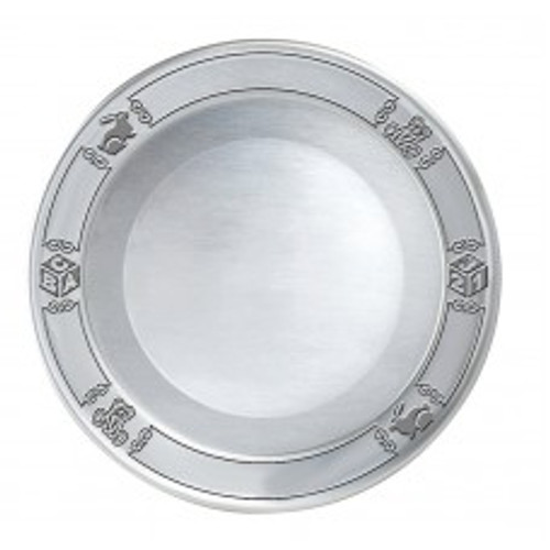 Child's Engravable Plate