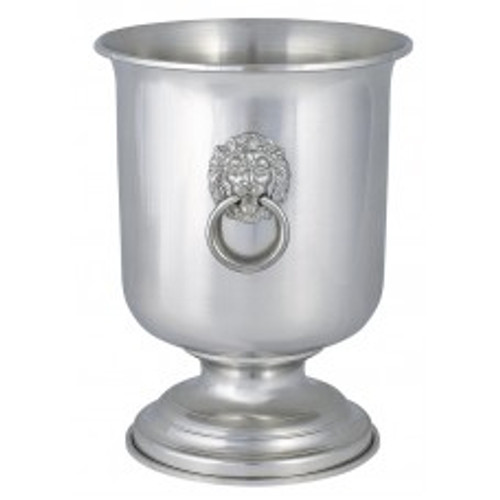 Lion's Head Champagne Bucket, with Handles