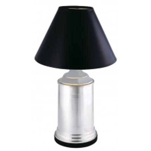 Pewter Boston Lamp