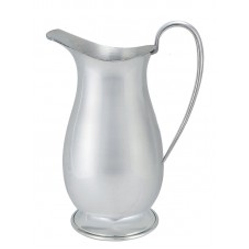 Footed Pitcher