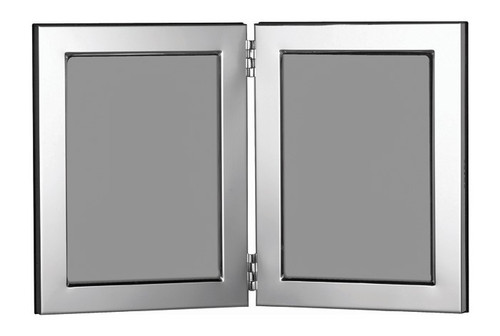Classic Flat Double Hinged Photo Frame