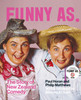 Funny As – Topp Twins variant jacket