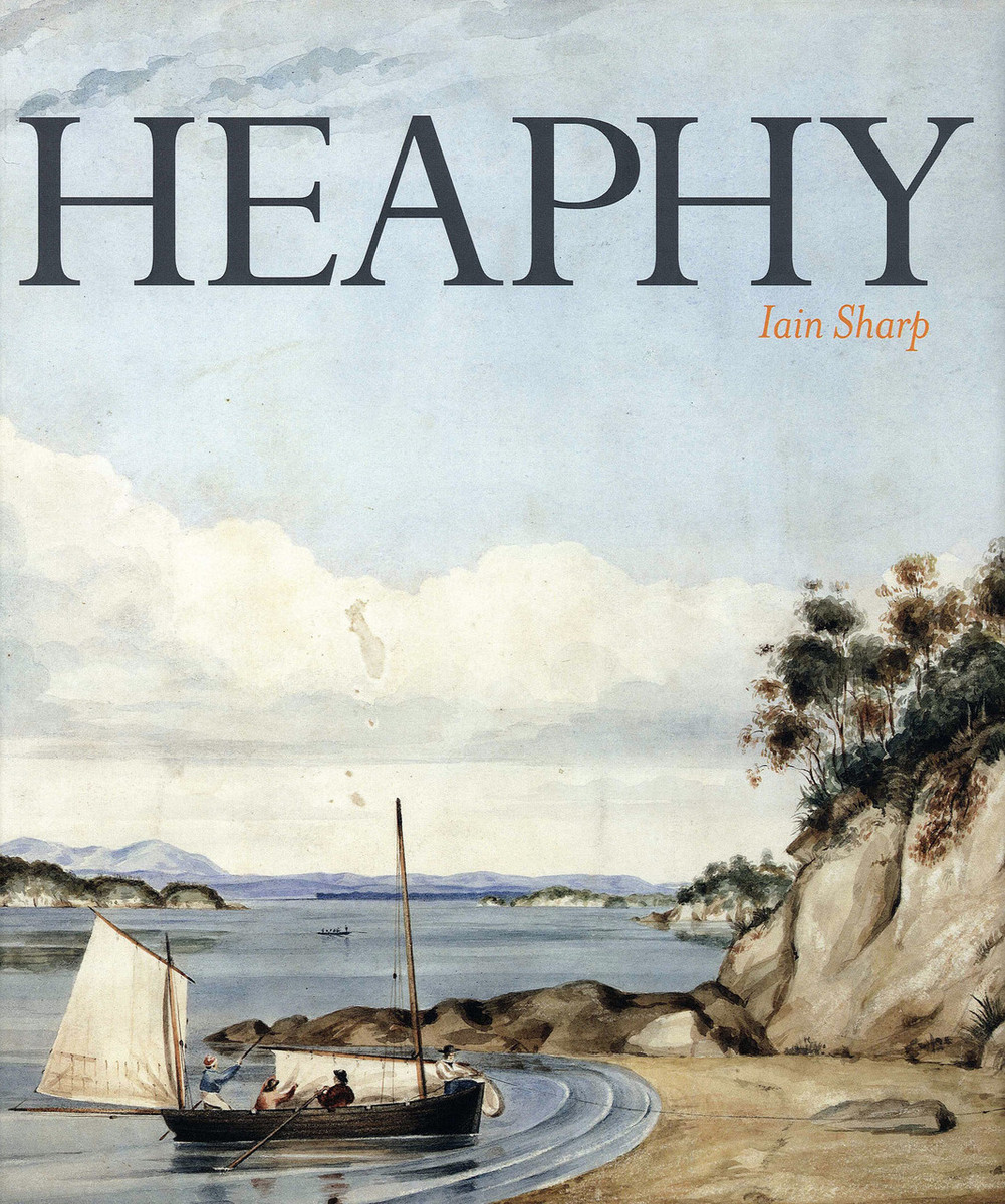 Heaphy by Iain Sharp