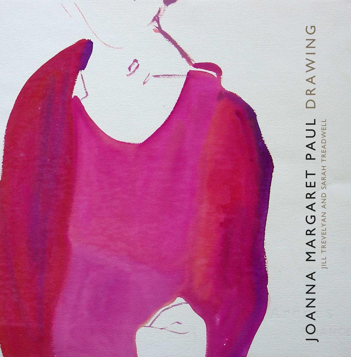 Joanna Margaret Paul: Drawing by Jill Trevelyan & Sarah Treadwell