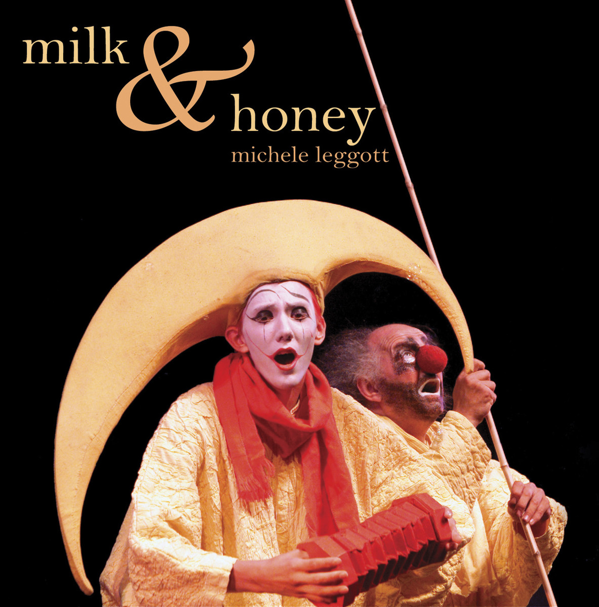 Milk & Honey by Michele Leggott