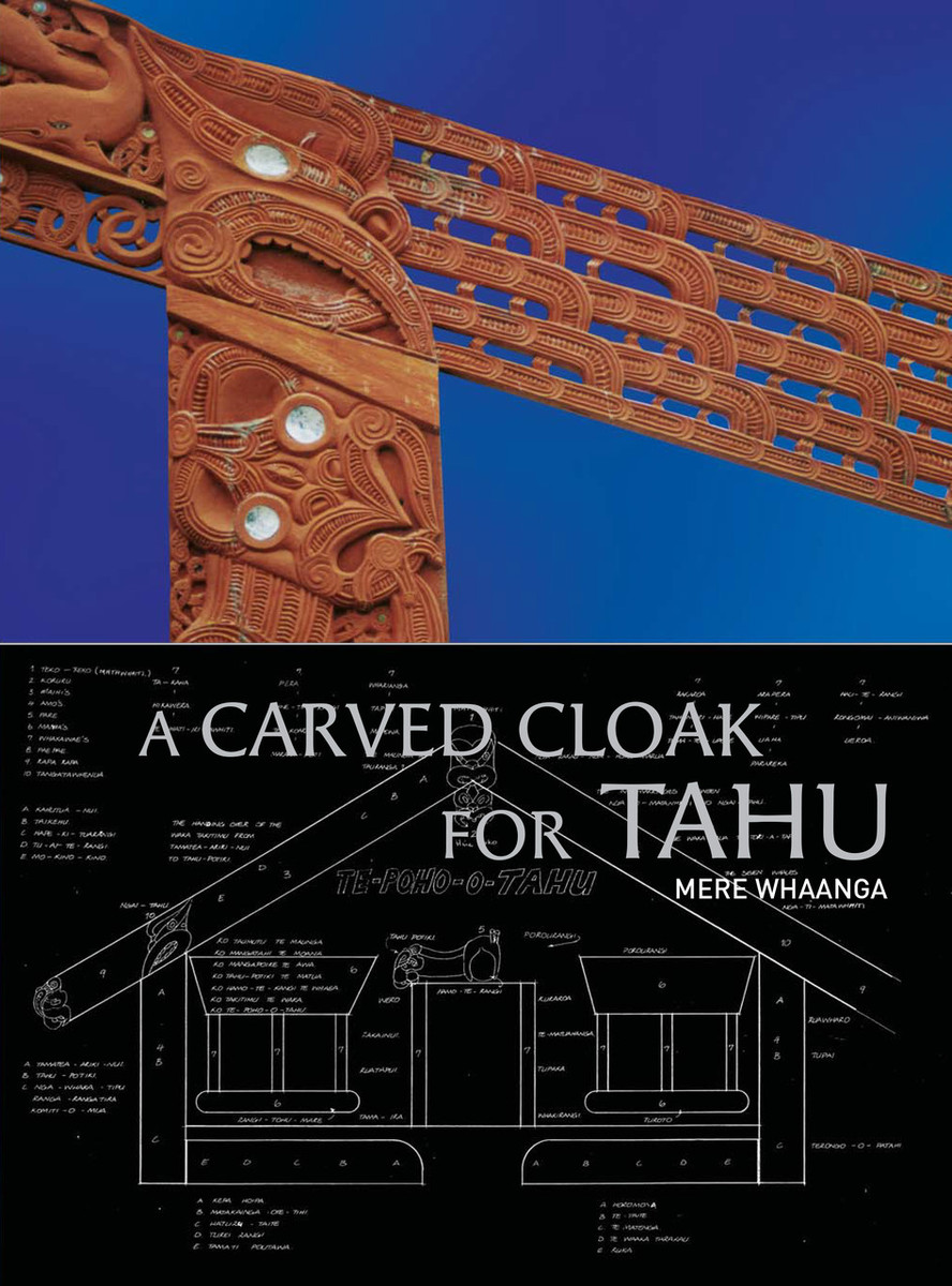 A Carved Cloak for Tahu by Mere Whaanga