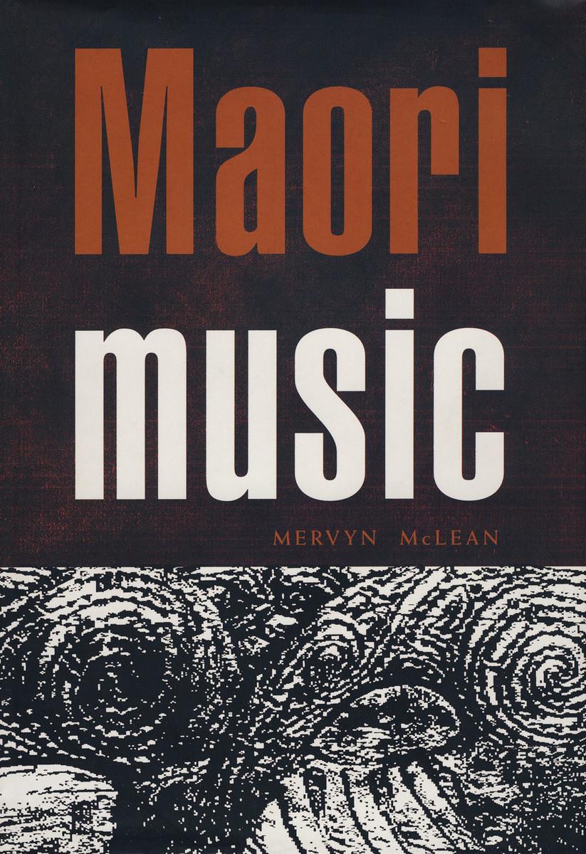 Maori Music by Mervyn McLean