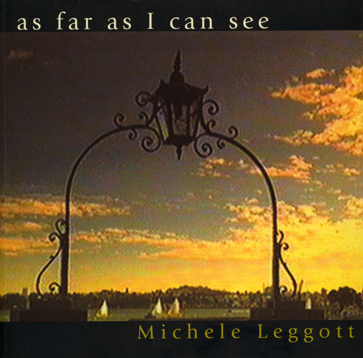 As Far as I Can See by Michele Leggott