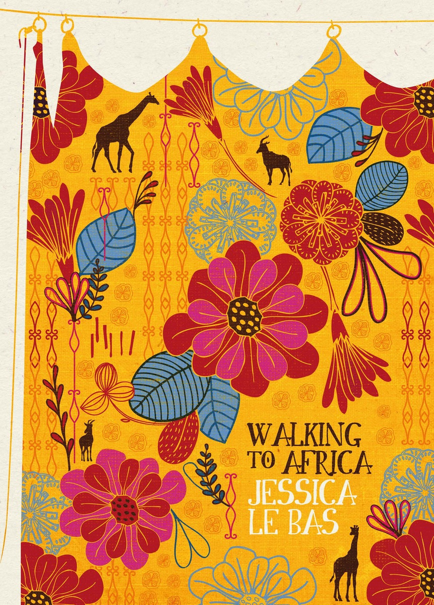 Walking to Africa by Jessica Le Bas