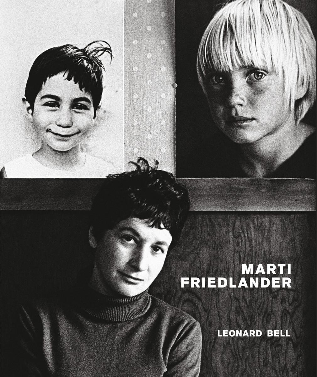 Marti Friedlander by Leonard Bell
