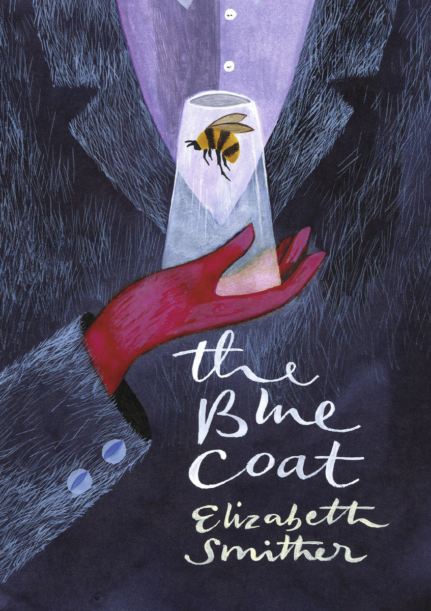 The Blue Coat by Elizabeth Smither