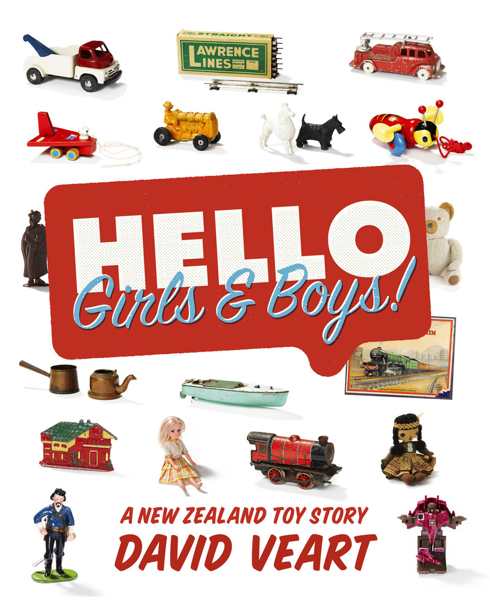 Hello Girls and Boys! A New Zealand Toy Story