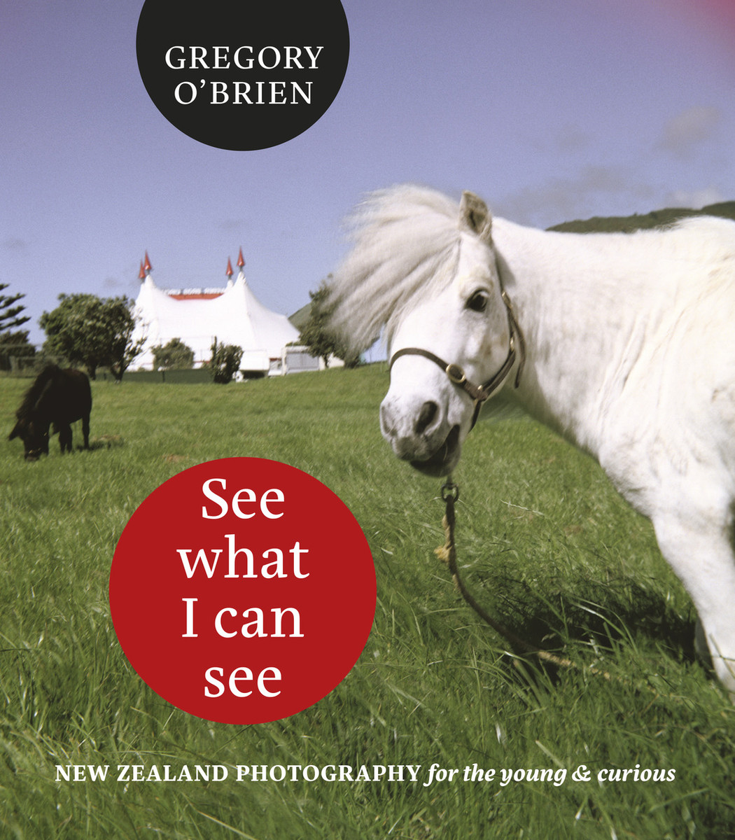 See What I Can See: New Zealand Photography for the Young and Curious by Gregory O'Brien