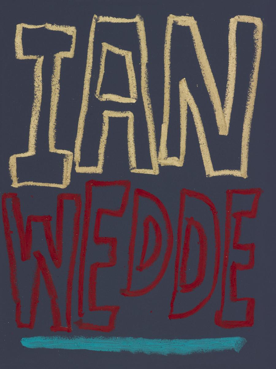 Selected Poems: Ian Wedde by Ian Wedde