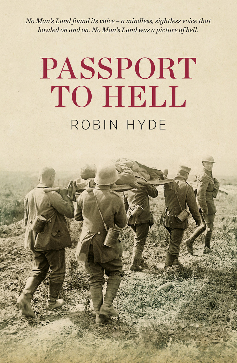 Passport to Hell  by Robin Hyde