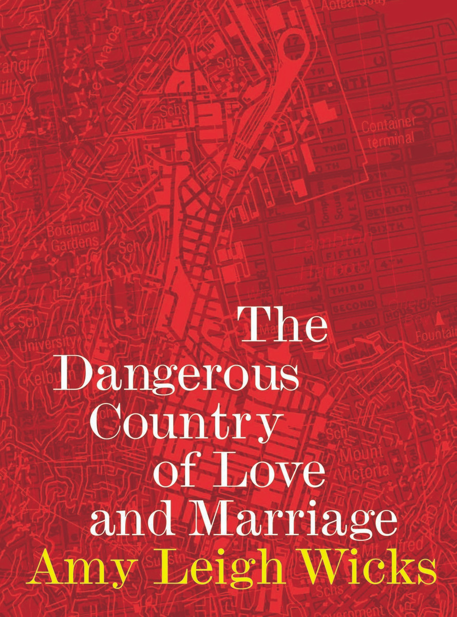 The Dangerous Country of Love and Marriage by Amy Leigh Wicks
