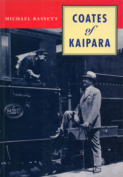 Coates of Kaipara by Michael Bassett