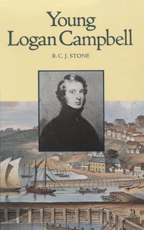 Young Logan Campbell by R.C.J. Stone