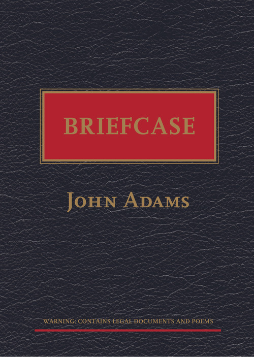 Briefcase by John Adams