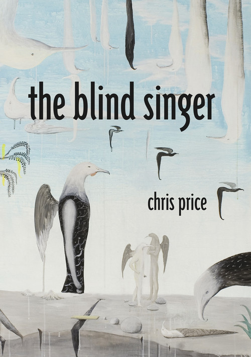 The Blind Singer by Chris Price