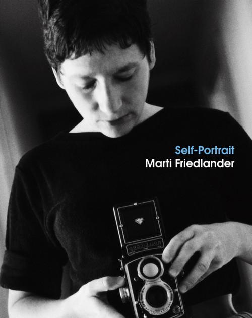 Self-Portrait by Marti Friedlander, with Hugo Manson