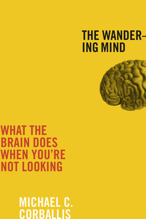 The Wandering Mind: What the Brain Does When You're Not Looking by Michael C. Corballis