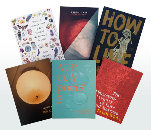 AUP 2019 Poetry Bundle