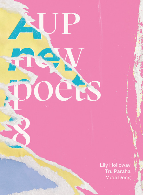Cover of AUP New Poets 8