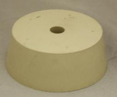 #13 Rubber Stopper - Drilled