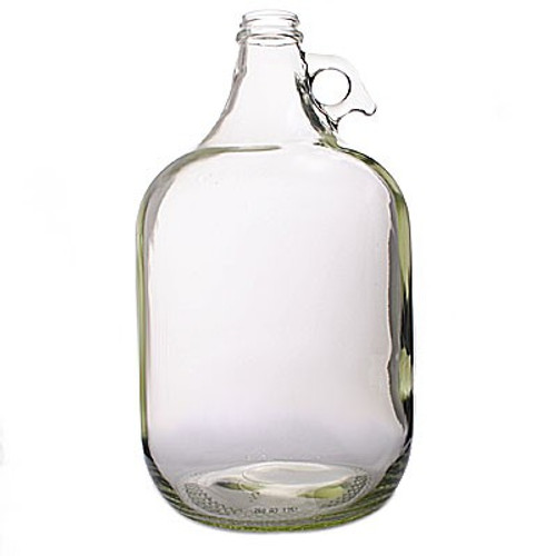 Clear Glass Growler - 64 Oz.
