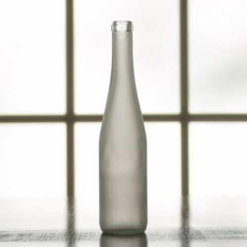 375ml Frosted Stretch Hock Bottles - Case of 12