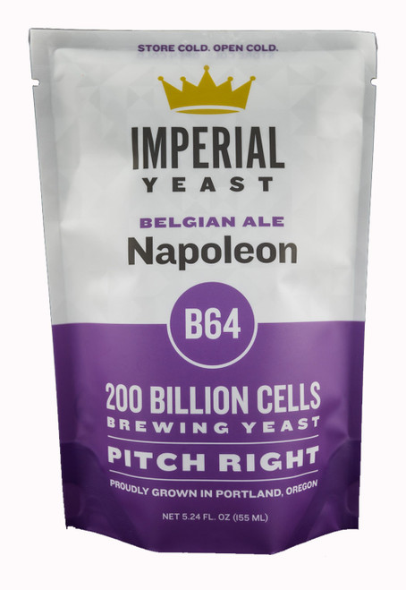 Imperial Organic Yeast B64 - Napolean