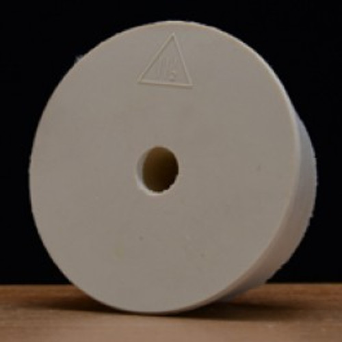 #11.5 Drilled Rubber Stopper