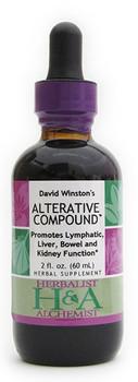 Alterative Compound 2 oz. by Herbalist & Alchemist