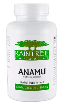 Anamu - 100 Capsules by Raintree