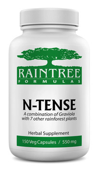 N-Tense - 120 Capsules by Raintree