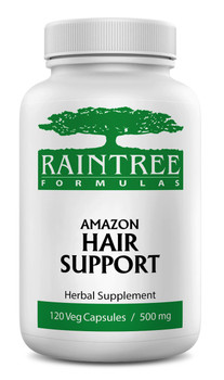 Amazon Hair Support - 120 Capsules by Raintree